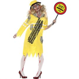 Costume femme lollipop zombie