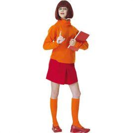 Costume femme Véra Scoobidoo licence