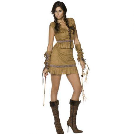 Costume femme sexy Pocahontas