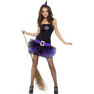 Costume femme sorcière sexy