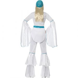 Costume femme Super Trooper party dos