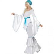 Costume femme Super Trooper party profil