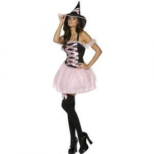 Costume femme tendre sorcière
