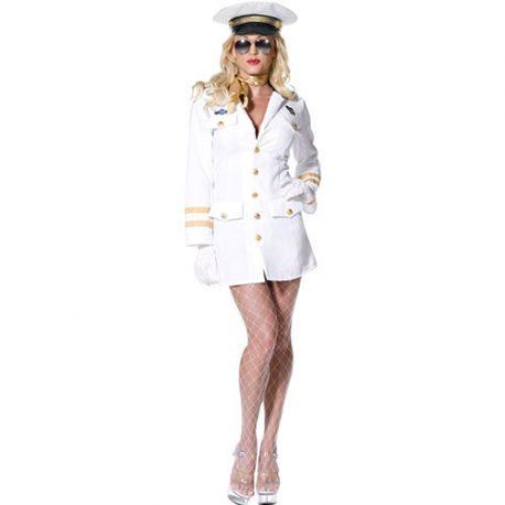 Costume femme Top Gun officier