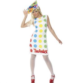 Costume femme Twister party