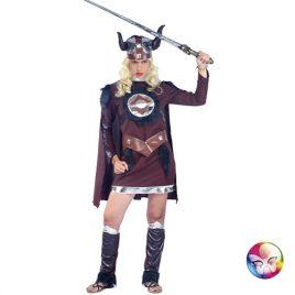 Costume femme Viking