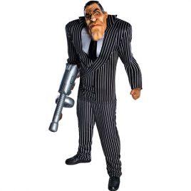 Costume homme Big Bruizer bandit