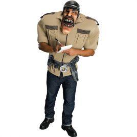 Costume homme Big Bruizer policier