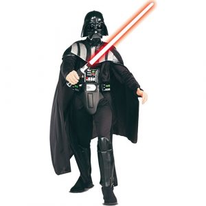 Costume homme Dark Vador Star Wars luxe - Clown