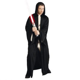 Costume homme Jedi noir Star Wars