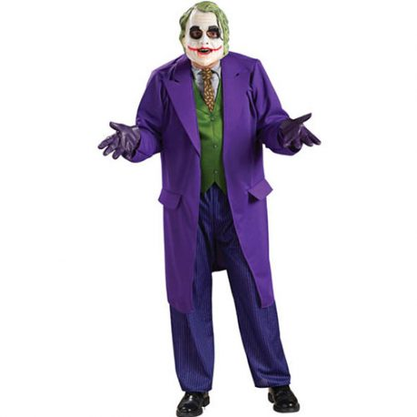 Costume homme Joker Batman licence