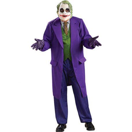 Costume homme Joker Batman licence