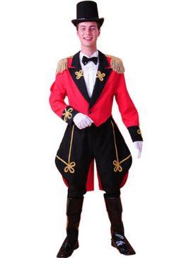 Costume homme Monsieur Loyal