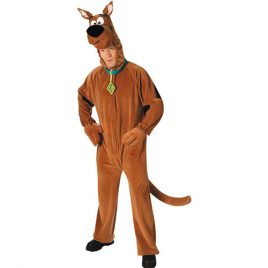 Costume homme Scoobydoo licence