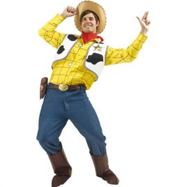 Costume homme Woody licence