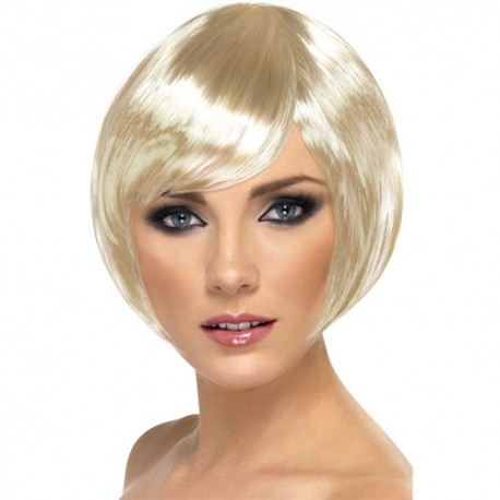 Perruque babe blonde