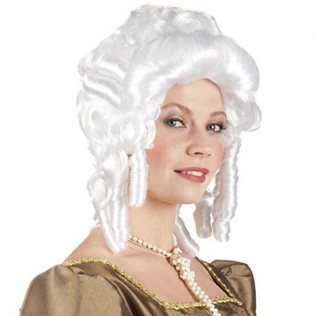 Perruque duchesse Renaissance