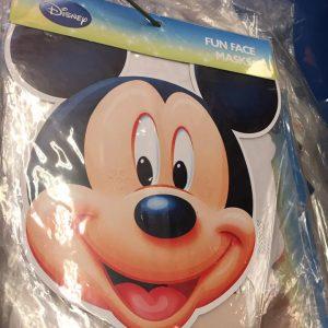 Masque en carton enfants : Mickey