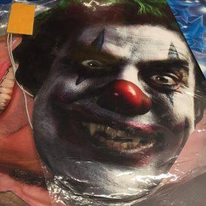 Masque en carton personnalité : Le Joker