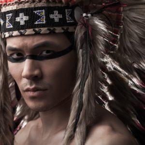 Soirée déguisée : Indien d'amérique