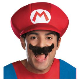 Kit Mario adulte - Accessoire de déguisement