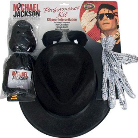 Kit licence Michael Jackson – Accessoire déguisement