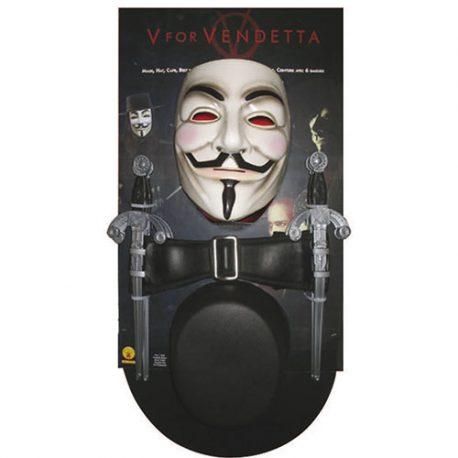 Kit Vendetta – Accessoire déguisement