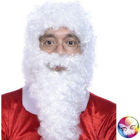 Lunettes rondes Père Noël
