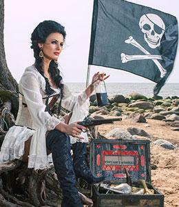 Thème pirates, deguisement, accessoires pirate _ Thèmes
