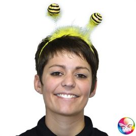 Serre-tête antennes abeille