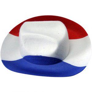 chapeau-cow-boy-tricolore