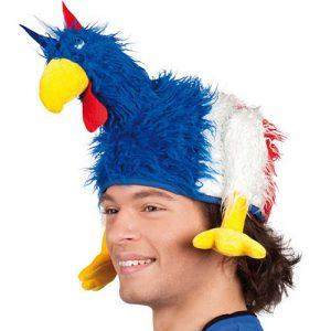 coiffe-poulet-france-tricolore