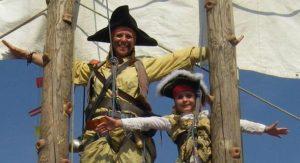 Pirates au Tréport