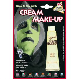 Crème luminescente phosphorescente Maquillage effets spéciaux
