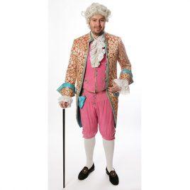 Marquis de la Fleur Collection prestige, déguisement Paris qualité supérieure