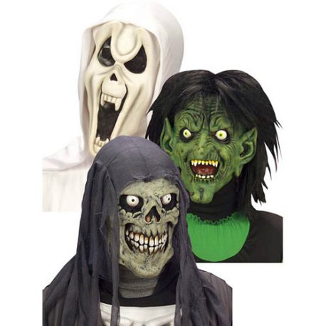 Masque horreur Halloween enfant