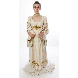 Robe Petit Nuage Collection prestige, déguisement Paris qualité supérieure