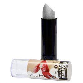 Fard lèvres argent - cosmétiques pour les lèvres
