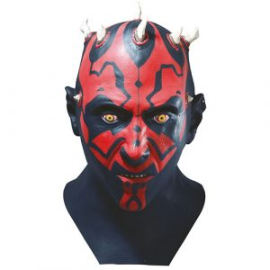 Masque luxe Dark Maul Star Wars