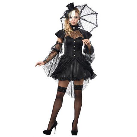 Costume femme poupée victorienne