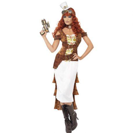 Costume femme voyou du far west