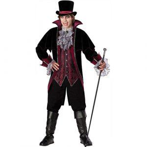 Costume homme vampire de Versailles - Déguisement et Costume à Paris