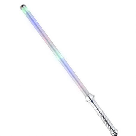 Epée lumineuse multicolore