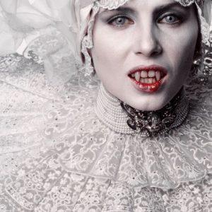 maquillage bal des vampires