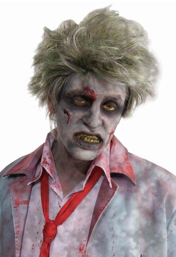 image de maquillage zombie archives magasins de d guisements paris location de costumes. Black Bedroom Furniture Sets. Home Design Ideas