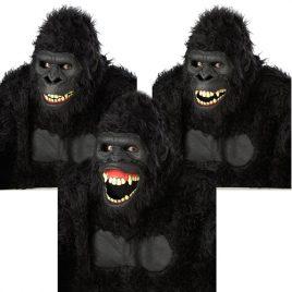 Masque articulé gorille