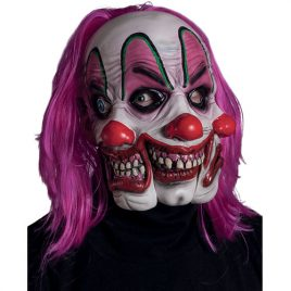 Masque clown Pinky triface