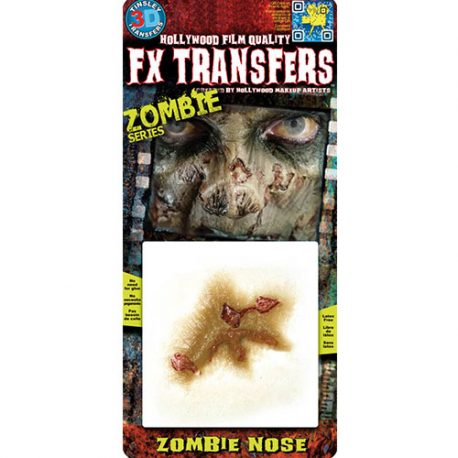 Nez de zombie Transfert 3D