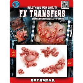 Pustules Transfert 3D