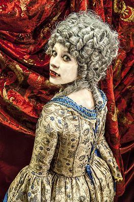 Une princesse Vampire ?